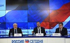 К. Косачев: Внынешних международных условиях роль парламентской дипломатии многократно возрастает