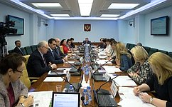 Заседание Комитета СФ посоциальной политике было посвящено реализации программы ввода вэксплуатацию перинатальных центров