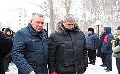 М. Козлов: Вовремя блокады ленинградцы проявили стойкость, силу духа инесгибаемую волю