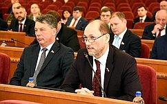 В. Лакунин: Правительство Ростовской области принимает меры для предотвращения распространения коронавирусной инфекции