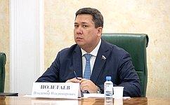 В. Полетаев выступил назаседании коллегии Федеральной службы судебных приставов России