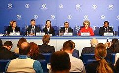 В.Матвиенко: 137-я Ассамблея вСанкт-Петербурге станет яркой страницей вистории Межпарламентского союза