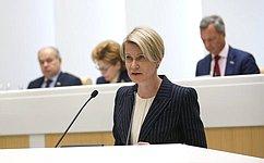 Е. Шмелева: Наша задача, чтобы вРоссии сложилась эффективная система работы содаренными детьми