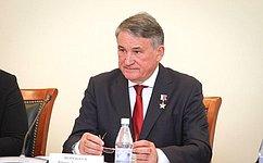 Состоялось заседание Комиссии СФ поконтролю задостоверностью сведений одоходах, имуществе иобязательствах имущественного характера, представляемых членами СФ