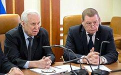 Н.Рыжков иИ.Кулабухов встретились состудентами Белгородского университета