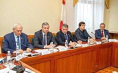ВВологодской области имеется значительный потенциал для развития спорта— Ю.Воробьев