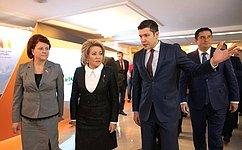 ВСовете Федерации прошли Дни Калининградской области