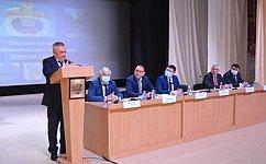 Плотное взаимодействие федеральной, региональной имуниципальной власти наКубани дает позитивные результаты— В.Бекетов