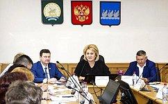 Л. Гумерова обсудила вБашкортостане вопросы совершенствования системы организации летнего отдыха