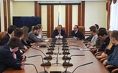 В. Павленко: Для того, чтобы законы эффективно действовали, необходимо формирование устойчивого правосознания граждан