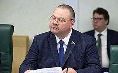 О.Мельниченко: Вопросы развития Забайкальского края находятся наособом контроле сенаторов