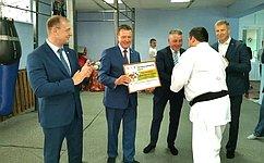 С.Рябухин принял участие вработе спортивного форум «Стратегия развития 2030— правила игры»