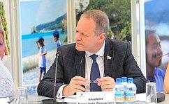 А. Башкин провел семинар-совещание, посвященное развитию компетенций детей-инвалидов наплощадке МДЦ «Артек»