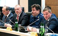 С.Горняков: Организации питания вобразовательных учреждениях необходимо уделить особое внимание