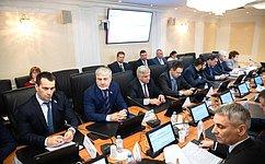 Комитет СФ поРегламенту иорганизации парламентской деятельности поддержал изменения взакон ополитических партиях