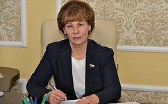 Т. Гигель провела вРеспублике Алтай прием граждан поличным вопросам