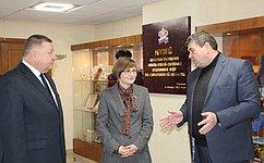 Л. Бокова обсудила развитие пенсионного законодательства Саратовской области сруководством регионального отделения ПФР