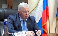 В. Наговицын: Юнармейцы— это патриоты ибудущие лидеры России