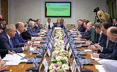 Государственную поддержку участников инвестиционной деятельности обсудил Комитет СФ поэкономической политике