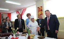 В.Николаев совершил рабочую поездку вгород Новочебоксарск Чувашской Республики