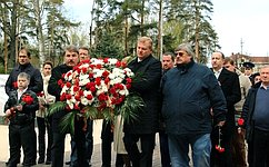 М.Козлов: День Победы навсегда останется символом героизма ибеззаветной любви кРодине