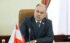 И. Умаханов: Россия издоровые силы наБлижнем Востоке предупреждали, что непродуманные решения Запада приведут ксерьезным последствиям, вчастности, потоку беженцев