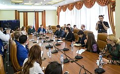 Нужно противостоять попыткам использовать молодежь для разжигания межэтнических конфликтов— О.Тимофеева