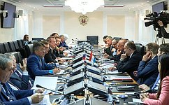 Парламентарии России иЛюксембурга продолжат конструктивное взаимодействие— К. Косачев