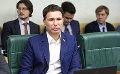 И. Зубарев: Нужно создать нормативную базу для защиты крупных пресноводных объектов отзагрязнения