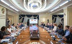 А. Климов встретился сделегацией Института Европы при Цюрихском университете