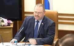 О.Мельниченко: Комитет СФ утвердил изменения впрограмму реализации государственной национальной политики