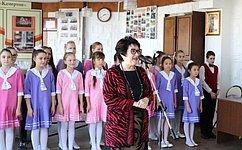 Модель дополнительного образования воДворце детского творчества Владивостока выявляет талант вкаждом ребенке— Л.Талабаева