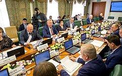 Изменения вЛесной кодекс РФ рассмотрели вСовете Федерации