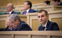 Сенатор Сергей Леонов выступил вподдержку Элины Сушкевич ивсего медицинского сообщества