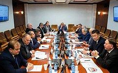 В.Бондарев: Российская военная полиция вносит значительный вклад вборьбу смеждународным терроризмом