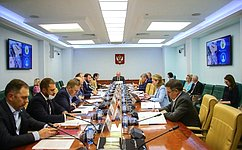 Меры ФАС посозданию благоприятной конкурентной среды обсудили вСовете Федерации