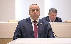 Ф.Клинцевич: Необходимо подумать обусилении ответственности должностных лиц занесвоевременное информирование оЧС