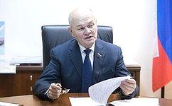 М. Щетинин: Законодательная поддержка производства органической продукции повысит экспортный потенциал страны