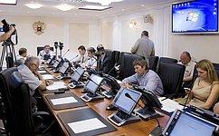 ВСФ обсудили развитие малого предпринимательства нарынке услуг электрической ипочтовой связи