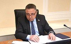 В. Тимченко: Защита прав потребителей всфере электронной торговли должна быть обеспечена