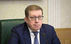 А. Майоров: Врамках Дней Челябинской области вСовете Федерации мы обсудили вопрос реализации нацпроекта «Экология» врегионе