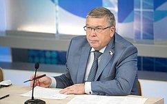 Работа пореформированию системы органов опеки ипопечительства будет продолжена— В.Рязанский