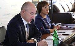 Совет Федерации уделяет большое внимание участию молодежи врешении вопросов, затрагивающих ее интересы— О.Цепкин
