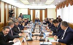 В.Бондарев: Необходимо проверить состояние объектов массового посещения наих соответствие требованиям безопасности