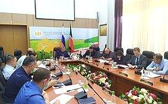 Г. Емельянов вТатарстане провел совещание поразвитию семеноводства