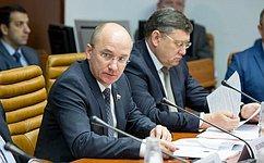О.Цепкин провел семинар-совещание повопросу обустановлении ответственности занепредставление сенаторами идепутатами сведений одоходах ирасходах