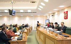 Г.Карелова: Для успешной работы НКО необходимо активнее развивать инфраструктуру их поддержки