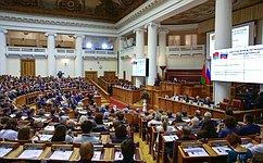 Президент России иПрезидент Беларуси приняли участие вработе Шестого форума регионов двух стран