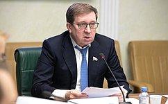 А. Майоров: Конкурс «Надёжный партнер– Экология» направлен наподдержку лучших региональных природоохранных проектов