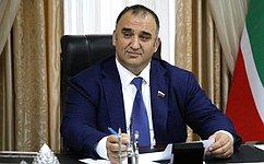 Система здравоохранения вЧеченской Республике показала эффективность впериод распространения коронавируса— М.Ахмадов